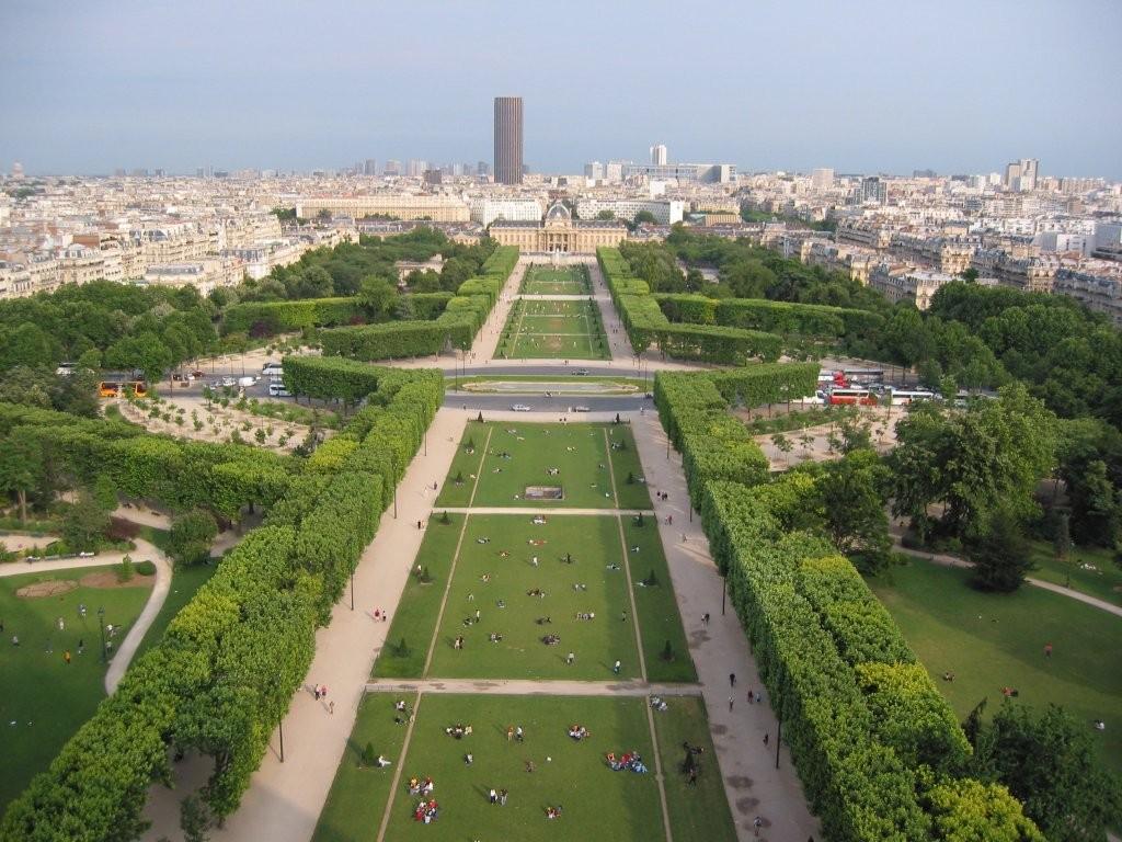 Ты увидишь Париж!
